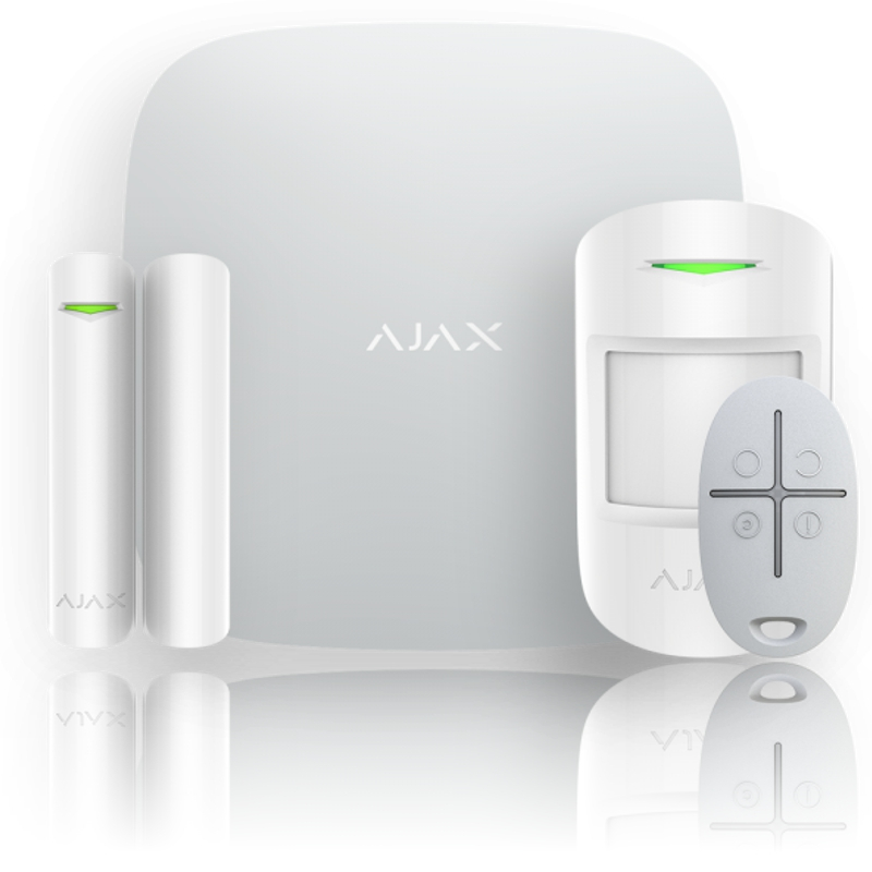 Alarm Ajax StarterKit Plus white (13540)