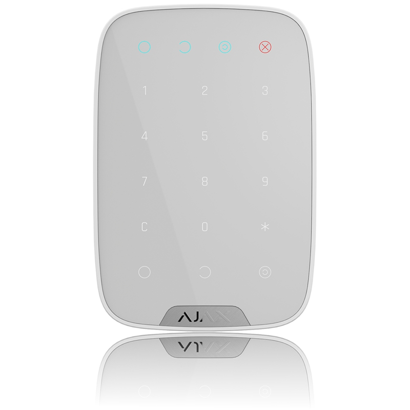 Ajax KeyPad white (8706)
